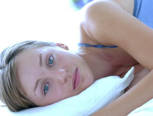 DROPP DYNA: Sov med bare sengetøy eller laken hvis det blir for varmt. Foto: REX/Garo / Phanie/All Over Press