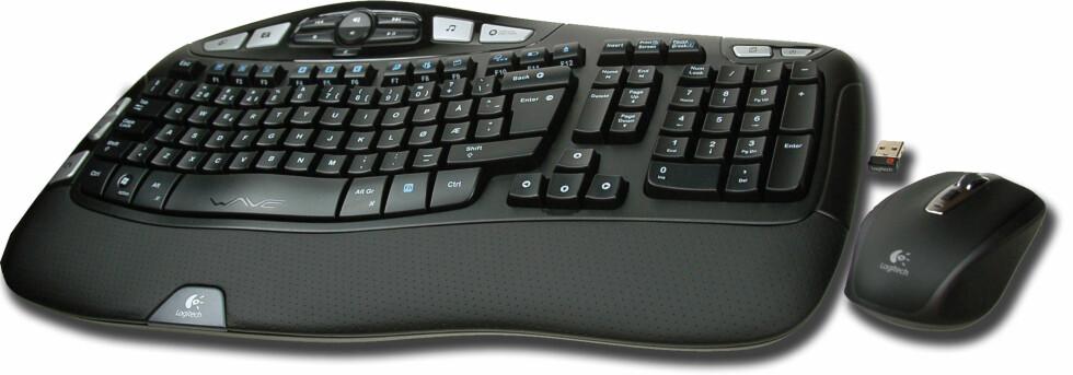 Føttene på tastaturet - hva er de egentlig til?