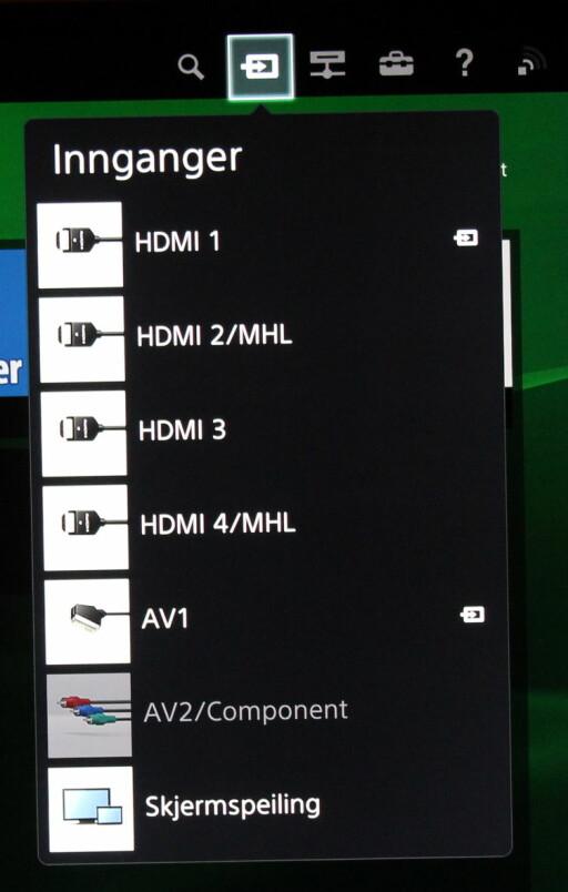 HVOR ER USB-INNGANGEN? Foto: ØYVIND PAULSEN