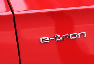 Audi A3 Sportback e-Tron prøvekjørt