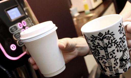 image: Gjetter du hvilken kopp som er best for miljøet?