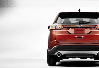 Ford med premium-SUV