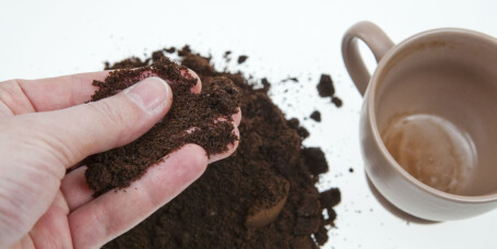 Er kaffegrut framtidens drivstoff?
