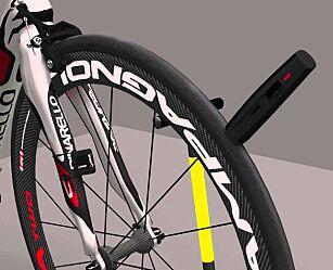 image: Lapp sykkelen på under ett minutt