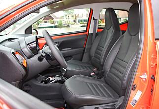 Nye Toyota Aygo prøvekjørt