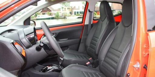 image: Nye Toyota Aygo prøvekjørt