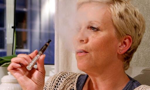 image: - Derfor damper vi e-sigaretter