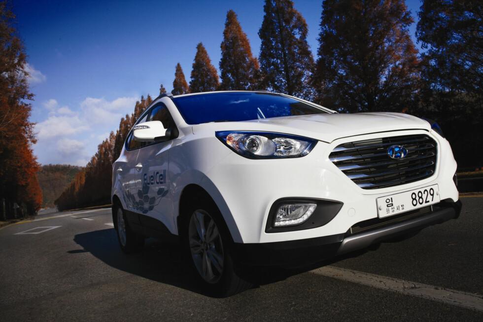 REDUSERER: Hyundai senker garantitiden fra syv til fem år. Foto: HYUNDAI