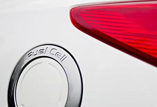 Hyundai ix35 el-hydrogen i produksjon