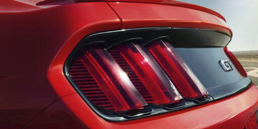 image: Rekordraskt salg av Ford Mustang