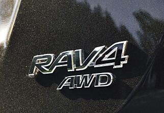 20 år med Toyota RAV4