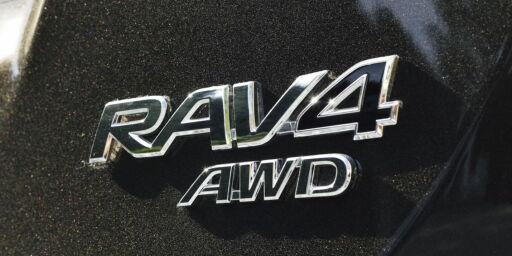 image: 20 år med Toyota RAV4