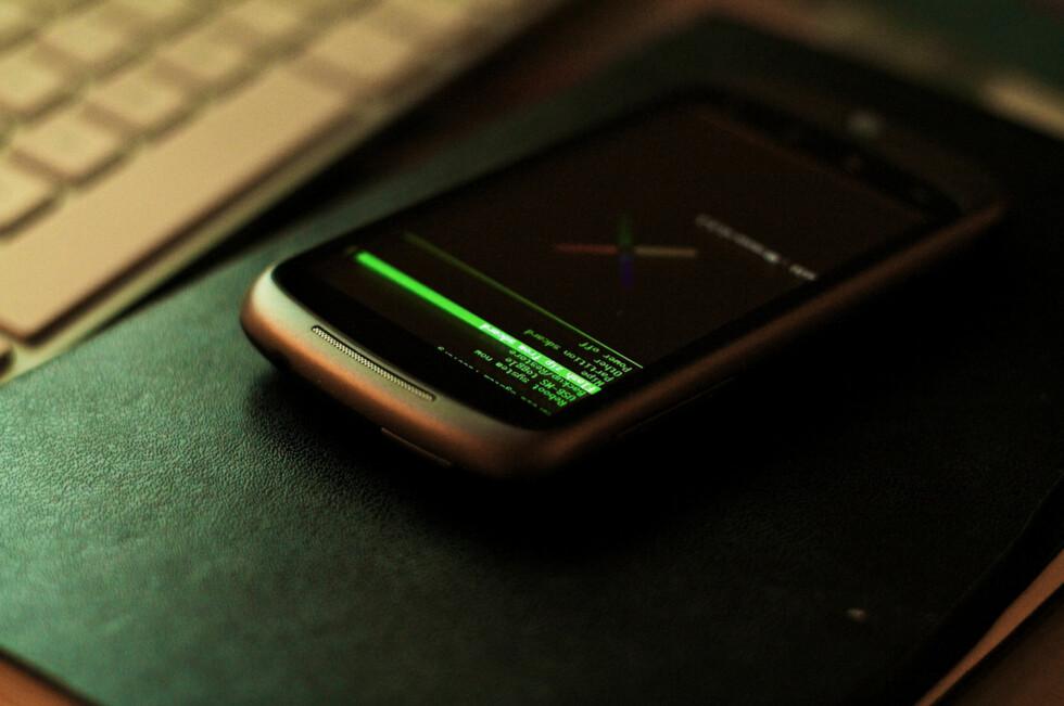 RISIKO:  Selv om ikke butikken kan bruke rooting og jailbreaking som unnskyldning for å ikke reparere telefonen din, kan rootingen faktisk ha skylden. (Foto: Freedom av Johan Larsson, CC-BY)