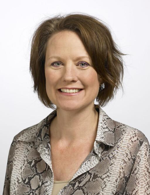 Laura E. Mercer Traavik, førsteamanuensis ved Handelshøyskolen BI. Foto: HANDELSHØYSKOLEN BI