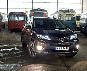 image: TEST: Toyota Rav4