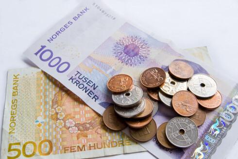 UTBETALING: Får du feriepenger hos NAV, kommer pengene i disse dager, med ett unntak: Ferietillegget til dagpengemottakere ble utbetalt i slutten av januar. Foto: Colourbox.com