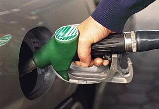 Pass på - feil drivstoff kan bety katastrofe