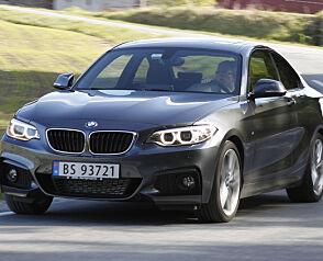 Test: BMW 220i