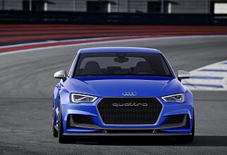 Kraftbombe: Audi A3 Clubsport Concept