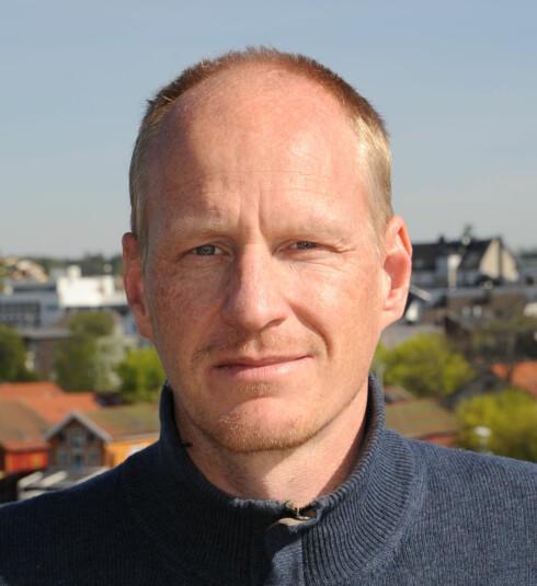 Seniorrådgiver Sverre Limtun i DSB. Foto: Privat