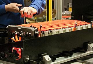 Regjeringen i USA støtter superbatterier