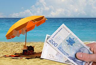 Kan du kreve å få utbetalt feriepengene tidligere?