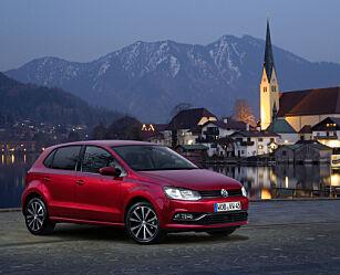 image: Volkswagen Polo gjør Golf overflødig