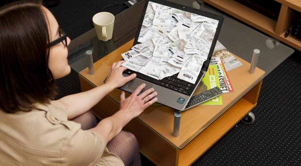 DOKUMENTASJON: Jo mer dokumentasjon selger kan gi deg, som kvitteringer, jo tryggere vil kjøpet trolig være.  Foto: PER ERVLAND