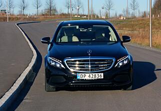 TEST: Nye Mercedes C 180