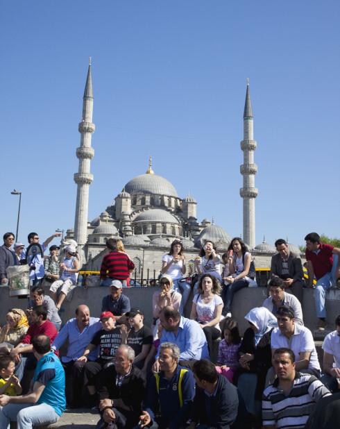 <B>DRØMMER DU OM TYRKIA?</B> Husk at arbeidsgiver skal gi deg beskjed om ferieaviklingen senest to måneder i forkant.  Foto: ALLOVER