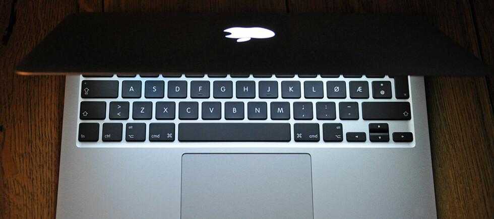 BLI EFFEKTIV: Du trenger ikke å bruke mus eller styreflate for alt du foretar deg på Mac. Foto: PÅL JOAKIM OLSEN