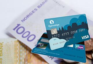Disse bankkundene får ikke lenger bankkort med bilde