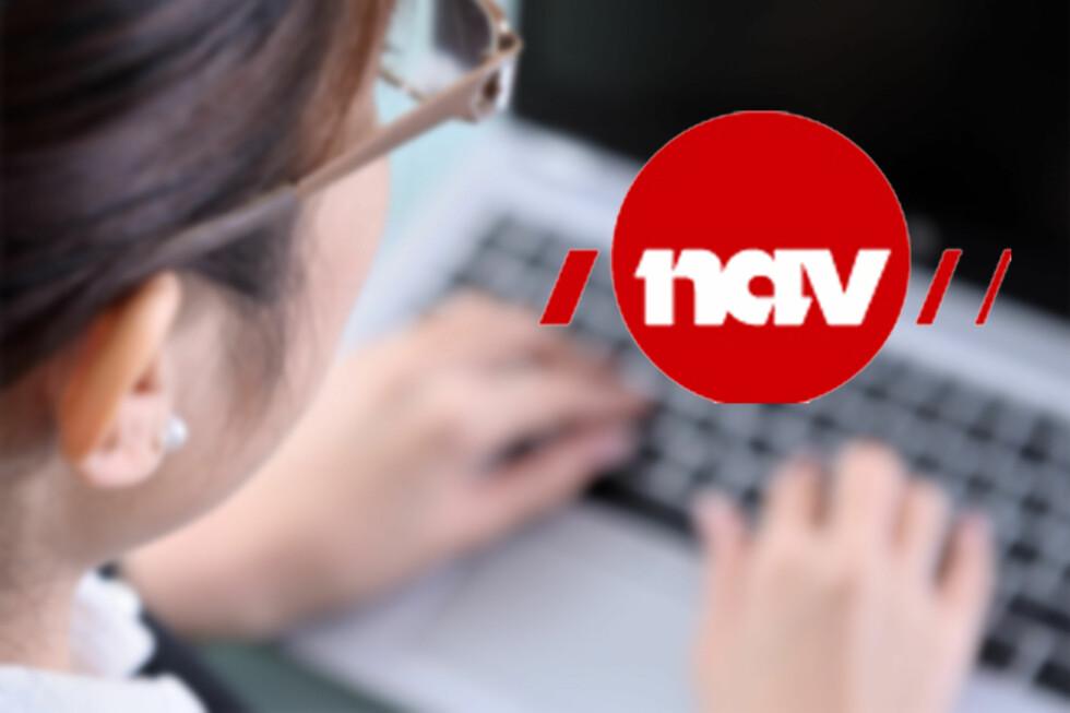 NAV PÅ NETT: NAV har hatt stor suksess med Facebook-siden NAV Foreldrepenger. Nå håper de å gjenta suksessen i sosiale medier med den nye siden NAV Jobblyst.  Foto: COLOURBOX
