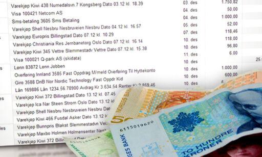 image: Disse bankene tar betalt for kontoutskrifter