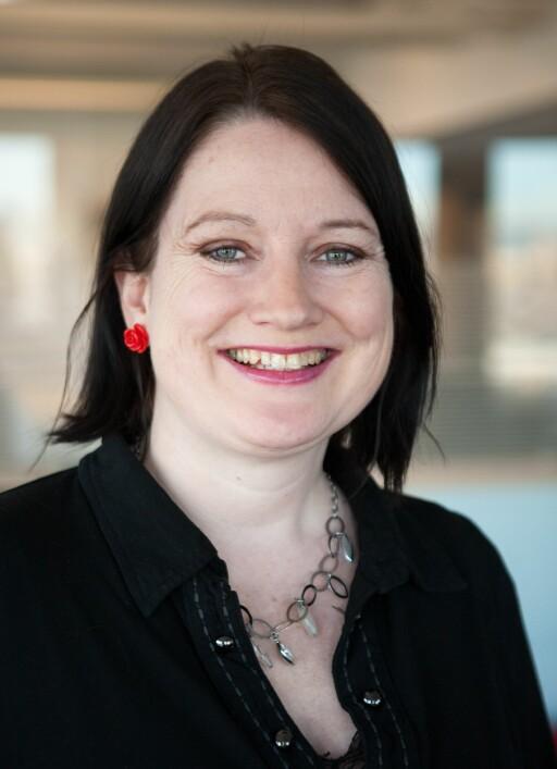 START TIDLIG:  Anne Kirkhusmo og Skatteetaten oppfordrer alle som skal gjøre endringer på selvangivelsen til å starte så tidlig som mulig, og til å legge inn endringene elektronisk.  Foto: Skatteetaten