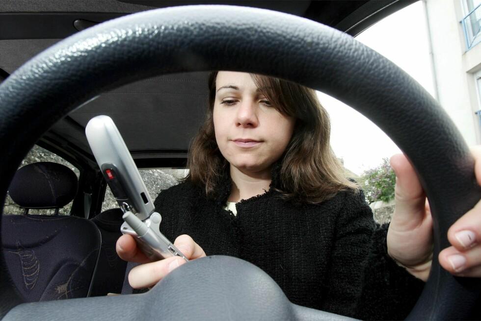 <b>SYNDEREN?</b> Mer enn hver femte ulykke skjer med en bil alene, og det er større sjanse for at en mann er involvert, enn at en kvinne er det. Foto: COLOURBOX.COM
