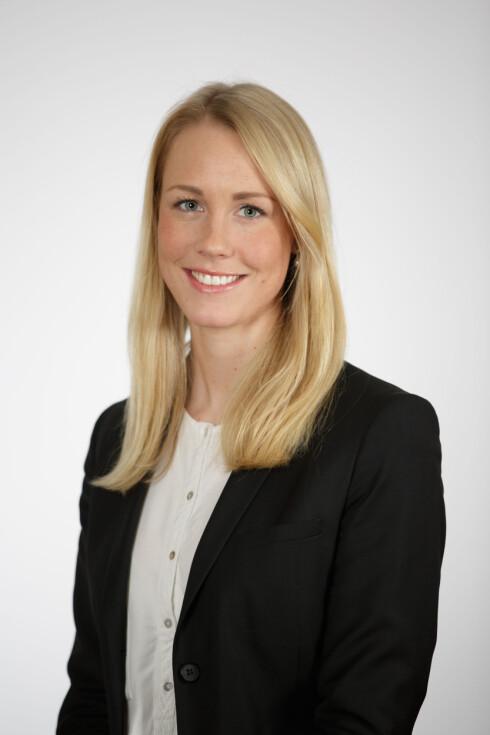 Therese Ljosdahl. Foto: ADVOKATFIRMAET STEENSRUP STORDRANGE DA