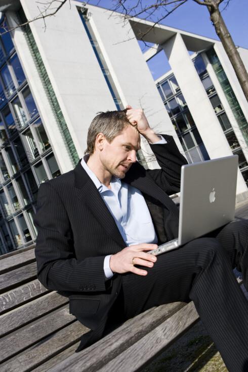 UBEGRUNNET OPPSIGELSE? Arbeidstilsynets svartjeneste kan hjelpe deg når du føler oppsigelsen ikke er skikkelig begrunnet. Men de kan ikke avgjøre om en oppsigelse har vært saklig begrunnet. Da må du til domstolene.  Foto: Colourbox