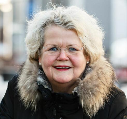 Assisterende informasjons-direktør i If Skadeforsikring Emma Elisabeth Vennesland Foto: IF