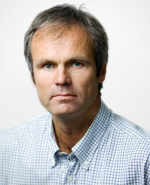 Informasjonssjef for skadeforsikring i Gjensidige Bjarne Aani Rysstad. Foto: GJENSIDIGE.NO