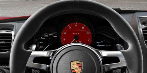 image: Porsche med Cayman OG Boxster GTS