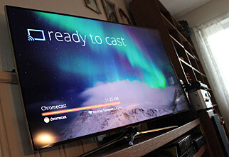 Google lanserer Chromecast i Norge