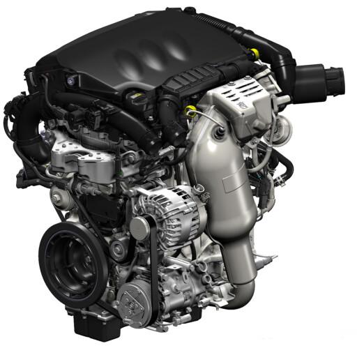 KOMPAKT, MEN SPREK: Mer ut av mindre, blir mottoet til stadig flere bilprodusenter. Så også Citroën og søstermerket Peugeot. Foto: CITROËN
