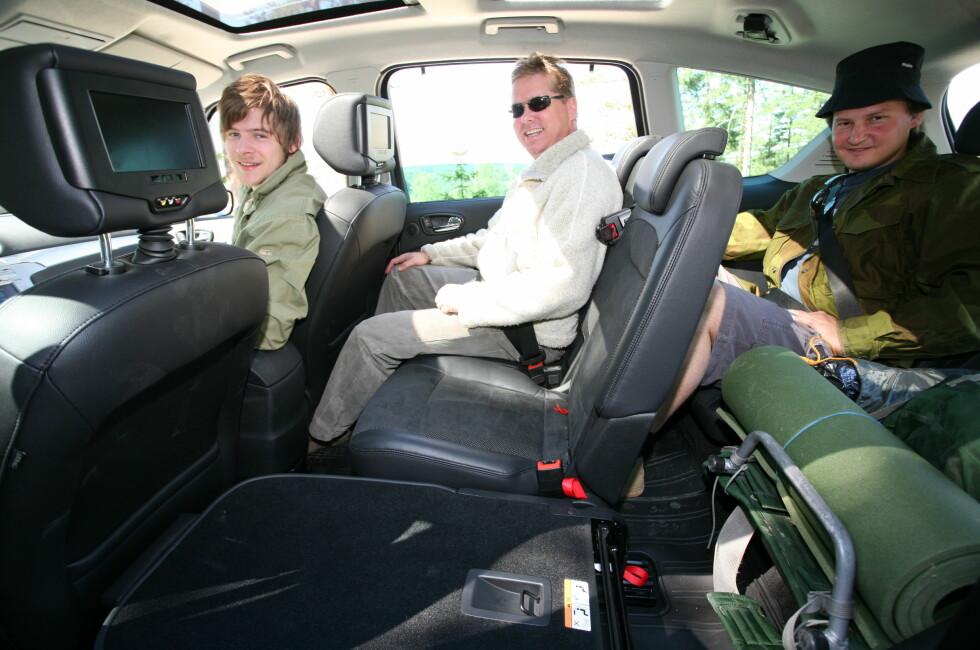 <strong><b>FØRERENS MARERITT:</strong></b> Irriterende passasjerer som blander seg inn i kjøringen, er det som irriterer oss mest.  Foto: Espen Stensrud