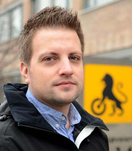 RÅDGIVER: Andreas Handeland er rådgiver i NAF. Foto: NAF