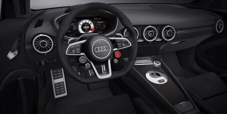 Audi TT med ny rekord