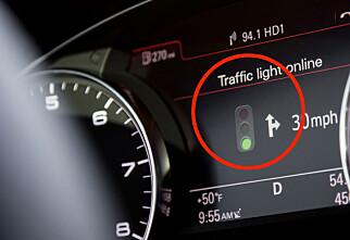 Alltid grønt lys med Audi