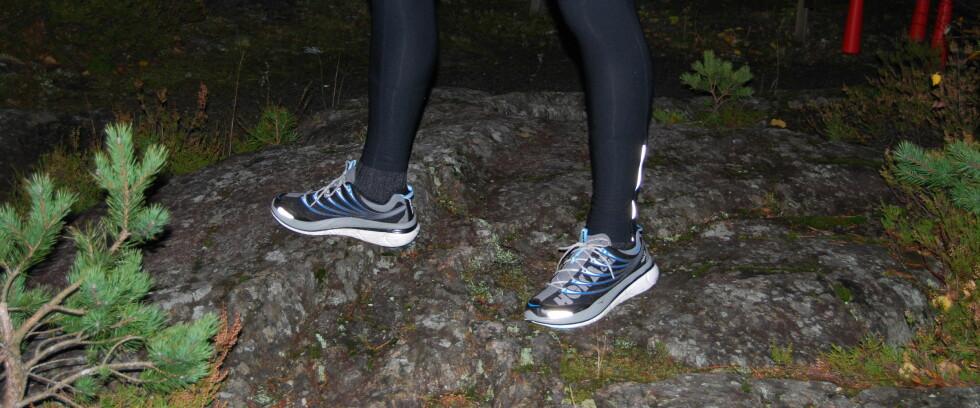 LETT GJENKJENNELIGE: Dette er ikke skoene for deg som liker det minimalistisk.  Foto: WILLIAM STRZELECKI