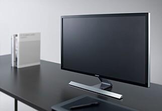 Store, høyoppløste skjermer til lavpris