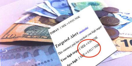 Gratistjenesten som gjør deg til valutaekspert